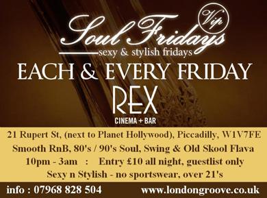 Soul Fridays